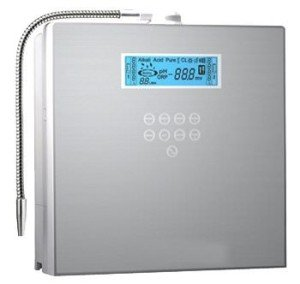 The NewCell Genesis 7 Plate Water Ionizer & Alkaline Water Machine