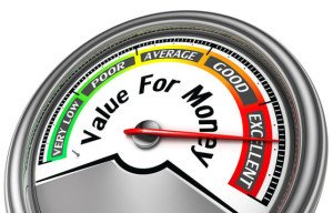 Value for Money Meter