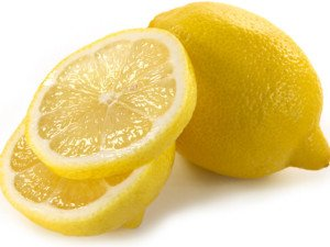 Lemons are high on the alkaline scale