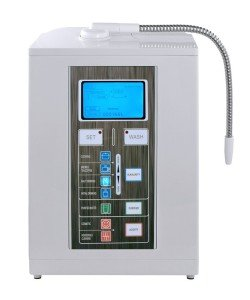 7 plate water ionizer