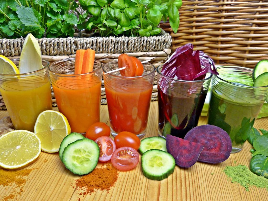 juicing with alkaline foods