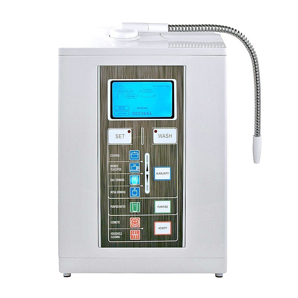 Aqua Ionizer Deluxe 7.0 by Air Water Life