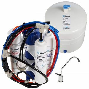 Home Master TMAFC Reverse Osmosis Water Filter System
