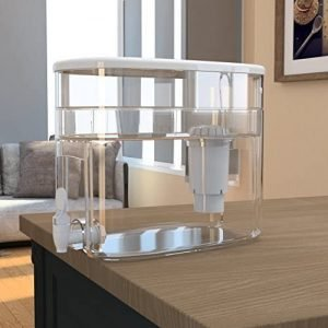 Countertop Water Filter by Invigorated Water in the home